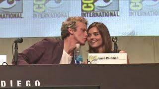 getlinkyoutube.com-Top 5 Doctor Who Panel Moments - San Diego Comic Con 2015