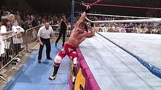 getlinkyoutube.com-Shawn Michaels goes the distance in the 1995 Royal Rumble Match - Remember the Rumble