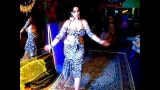 getlinkyoutube.com-hot sexy belly dancer Kashmir,animal print costume,Turkish,middle,eastern goddess,gypsy,