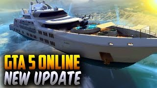 getlinkyoutube.com-GTA 5 DLC Update New Mansions, Cars, Yachts & More (GTA 5 Executives and Other Criminals Update)