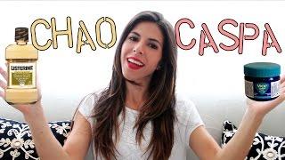 getlinkyoutube.com-¡DILE ADIOS A LA CASPA! ❤ ¡3 REMEDIOS CASEROS! por Lau