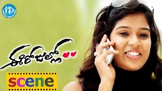 getlinkyoutube.com-Ee Rojullo Movie Scenes - Srinivas Falls In Love With Reshma Rathore || Maruthi || JB