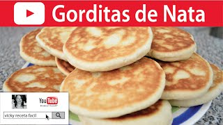getlinkyoutube.com-GORDITAS DE NATA | Vicky Receta Facil