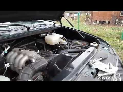 Расположение в УАЗ 469 пробки слива антифриза