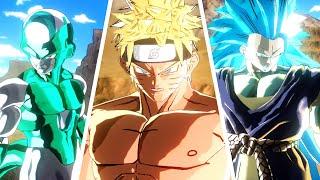 getlinkyoutube.com-Dragonball Xenoverse Top 5 Mods - September 2015