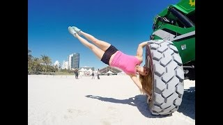 getlinkyoutube.com-MY WAY...!!!!!!!!Pole Tricks 2014-2015!!!Pole Sport Hanna Antonova!!!