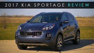 getlinkyoutube.com-Review | 2017 Kia Sportage | Attention Seeking