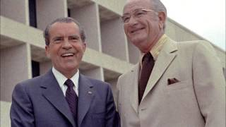 getlinkyoutube.com-Nixon, LBJ Discuss Vietnan, Truman Memorial, LBJ's Heart Pains