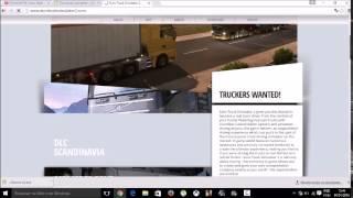 getlinkyoutube.com-Como baixar euro truck simulator 2 v1.22