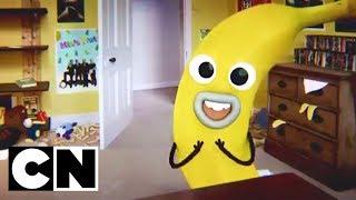 getlinkyoutube.com-The Amazing World of Gumball - Banana Joe