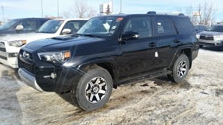 getlinkyoutube.com-2017 Toyota 4Runner TRD Off Road Detailed Demonstration Review and Test Drive