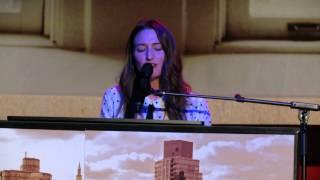 getlinkyoutube.com-Sara Bareilles - Brave (Live @ The Rio Theatre, Vancouver)
