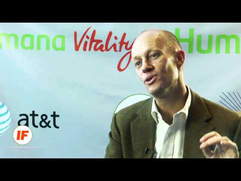"Jason Pontin - Editor of Technology Review, ""Technologies that Matter"""