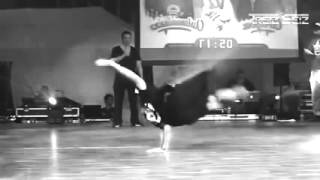 B-BOYS TRICKS COMBO & POWER MOVES 2016