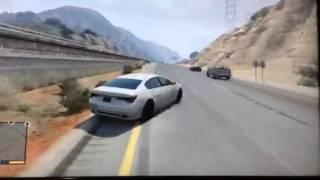 getlinkyoutube.com-تفحيط جراند 5: GTA V ~