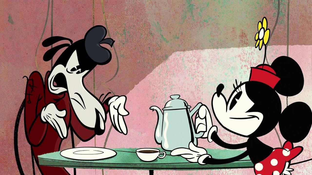 【米老鼠回來了 - Croissant de Triomphe 短片】【Joe】