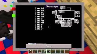 [Minecraft Mapa} Five Night's at Freddy's 3d. TOTALMENTE VANILLA!