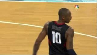 getlinkyoutube.com-Kobe Bryant's clutchest game 2008 Olympics USA