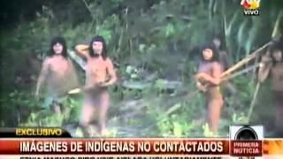 getlinkyoutube.com-HALLAN A PERUANOS NO CONTACTADOS EN MADRE DE DIOS