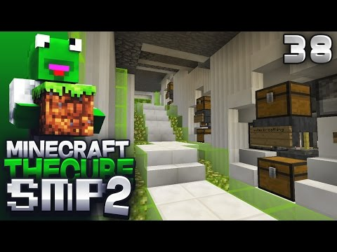 The Cube SMP 2 - Episode 38 - Auto Potion Brewing Stands