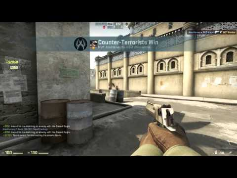 CS:GO Ultra Graphics Radeon HD 6950 i5-2500K [MAX]