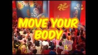 getlinkyoutube.com-Move Your Body - Hi-5 - Season 1 Song of the Week