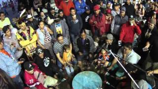 getlinkyoutube.com-The Most Badass Powwow Song of 2015 - Young Spirit Singers @ Enoch Cree Nation