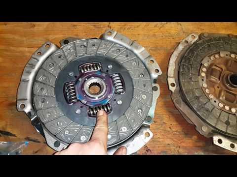 Scion xB Aisin OEM clutch vs. Exedy replacement