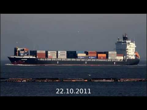Click to view video CLIPPER - IMO 9354674 - Germany - Elbe - Otterndorf - 22.10.2011