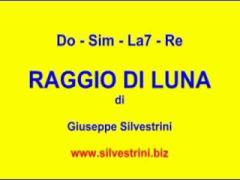 Rumba beguine - RAGGIO DI LUNA - di G.Silvestrini