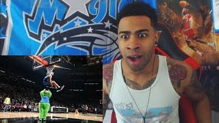 getlinkyoutube.com-Zach LaVine Vs Aaron Gordon Dunk contest Reaction/Thoughts 2016