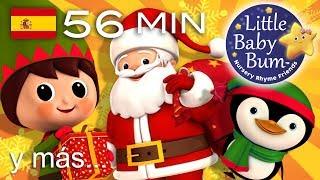 getlinkyoutube.com-Dulce Navidad   Villancicos   ¡Y más canciones infantiles!   56 minutos   de LittleBabyBum