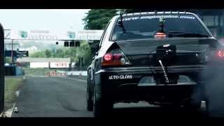 getlinkyoutube.com-Drag Sentul 20 april 2014 Luckas engine+ Mitsubishi Evolution 9