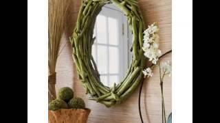 getlinkyoutube.com-28 ideas DIY para decorar tu espejo | manualidades ✂