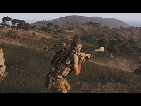 ARMA 3 - E3 2012 Preview-Trailer - Gameplay