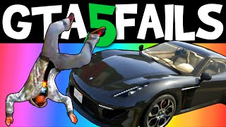 getlinkyoutube.com-GTA 5 FAILS – EP. 9 (Funny moments compilation online Grand theft Auto V Gameplay)