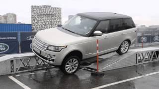 getlinkyoutube.com-Test-drive new Range Rover