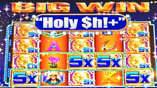getlinkyoutube.com-Treasures of Machu Picchu Slot Machine Bonus Big Win WMS Slots