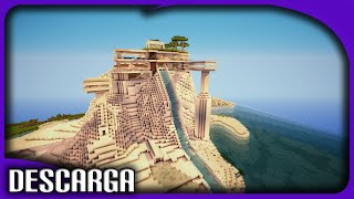Minecraft: Casa Futurista y Automática + Descarga!! | Make your House #3