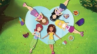 getlinkyoutube.com-I Heart card you - LEGO Friends Webisode – season 2, ep1