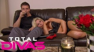 getlinkyoutube.com-Natalya tries to reconnect with her fiancé, Tyson Kidd: Total Divas, Aug. 18, 2013