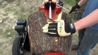 getlinkyoutube.com-Аппарат для колки дров