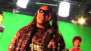 getlinkyoutube.com-LDA Ft. Zion Y Lennox Behind the Scenes of Video