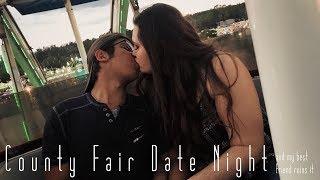 FAIR DATE NIGHT   LDR Vlog 2018