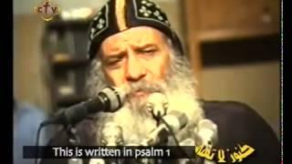 getlinkyoutube.com-الإرادة عظه رائعه لازم تسمعها  للبابا شنوده الثالث † 1990  † Pope Shenouda III † The Will Power