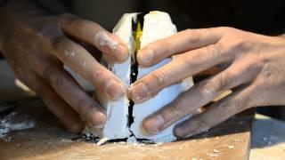 getlinkyoutube.com-Como hacer un molde de Caucho de Siliconas por coladas