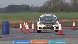 getlinkyoutube.com-Special Stage Extra - Hall Trophy Rally 2014