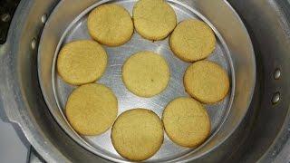 getlinkyoutube.com-Whole Wheat flour Biscuits  Without Oven  || Atta Biscuits without Oven