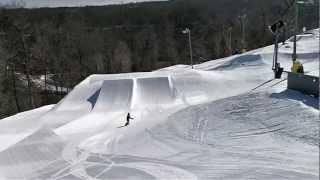 getlinkyoutube.com-5 Year-Old Snowboarder Wesley Muresan -- What Do I Shred For? (Long Version)