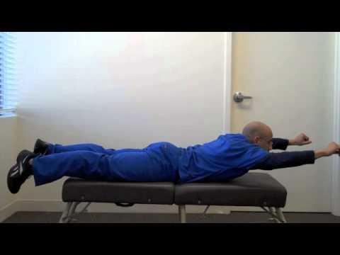 Ejercicios Basicos Para Aliviar el Dolor de Espalda